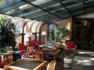 Sun Porch at The Mews Assisted Living