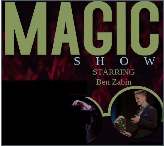 Magic Show Starring Ben Zabin